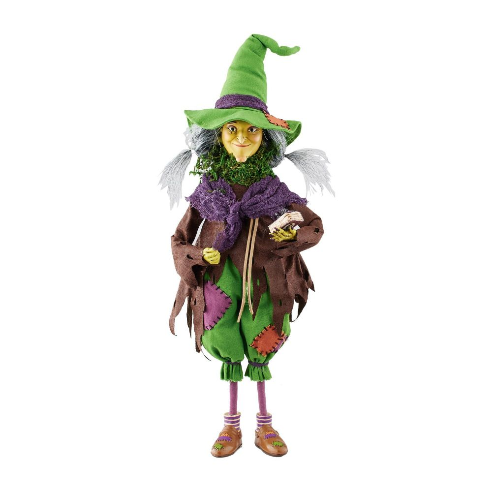 Department 56 Witches Hollow Agnes The Frog Witch 4052613